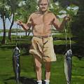 The Fisherman by Paula Stern