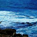 The Fisherman by Wayne Wood