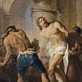 The Flagellation Of Christ by Pierre Subleyras