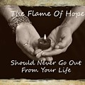 The Flame Of Hope by Tim Cimperman