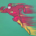 The Flash by Johnny McNabb