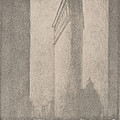 The Flat Iron New York by Joseph Pennell