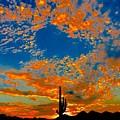 The Flavor Of The Sky by Joy Elizabeth