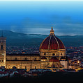 The Florence Cathedral  by Don Kuing
