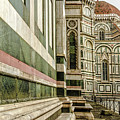 The Florence Cathedral by Wolfgang Stocker