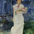 The Flower Holder by Shirley Sykes Bracken