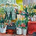 The Flower Shop by Doranne Alden