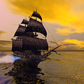 The Flying Dutchman by Corey Ford