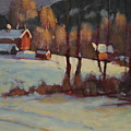 The Foisey Farm by Len Stomski