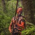The Forest Has Eyes Bushy Run by Randy Steele