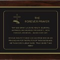 The Forever Prayer by Karl Hosch
