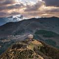 The Fortress by Matteo Viviani