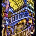 The Forum At Caesars by Ricky Barnard