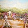 The Fountain by Elizabeth Gomez