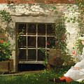 The Four Leaf Clover by Winslow Homer