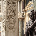 The Four Tetrarchs In Venice by Michael Henderson