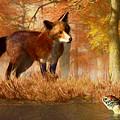 The Fox And The Turtle by Daniel Eskridge