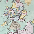 The French Invasion by James Gillray
