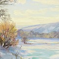 The Frozen Lake by William Trost
