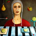 The Fruit Collector by Leah Saulnier The Painting Maniac