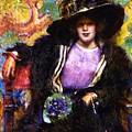 The Furs 1911 by Reid Robert Lewis