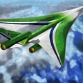 The Future Of Air Transportation by Mario Carini