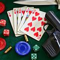 The Gambler by Paul Ward