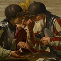 The Gamblers by Hendrick Ter Brugghen