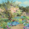 The Garden At Kilmurry by Butler Mildred Anne