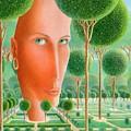 The Garden by Giuseppe Mariotti
