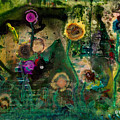 The Garden  by James Draper