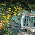 The Garden by Kathleen Moore Lutz