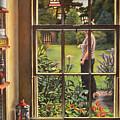 The Garden by Kenneth Cobb