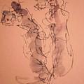 The Geisha  Four by Edward Wolverton