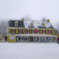The General Lafayette Inn - Barren Hill Brewery by Bill Cannon