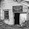 The General Store Bw by Steve Harrington