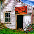 The General Store Painted by Steve Harrington