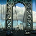 The George Washington Bridge  by Paul SEQUENCE Ferguson             sequence dot net