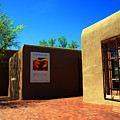 The Georgia O'keeffe Museum In Santa Fe by Susanne Van Hulst