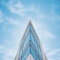 The Glass Tower On Downer Avenue by Scott Norris