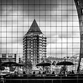 The Glass Windows Of The Market Hall In Rotterdam by RicardMN Photography
