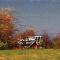 The Gleaner In Repose by John Freidenberg