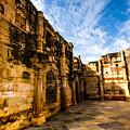 The Glorious Ruins by Deepanjana Ghosh