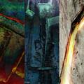 The Gods Triptych 1 by Ken Walker