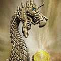 The Golden Dragon by Wes and Dotty Weber