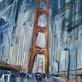 The Golden Gate by Donna Tuten