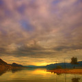 The Golden Glow Of Morning by Tara Turner