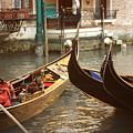 The Golden Gondola by Michael Henderson