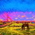 The Golden Meadow by Carole Spandau