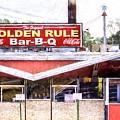The Golden Rule Bbq In Birmingham by JC Findley